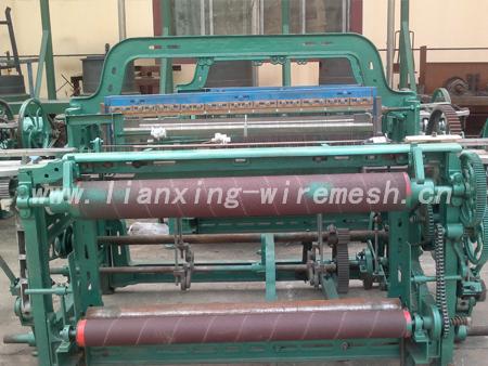 网格布机器